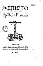 Epistolai Platonos