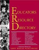 Educators Resource Directory 2005 2006 PDF