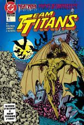 Team Titans (1992-) #9