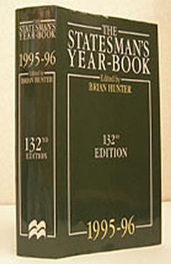 The Statesman s Year Book 1995 96 PDF