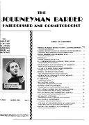 The Journeyman Barber  Hairdresser and Cosmetologist PDF