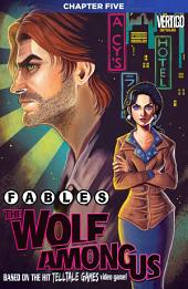 Fables: The Wolf Among Us (2014-) #5
