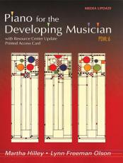 Piano for the Developing Musician, Media Update