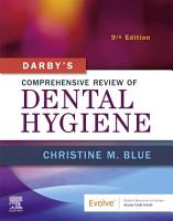 Darby s Comprehensive Review of Dental Hygiene   E Book PDF