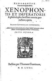 Omnia, quae exstant, opera