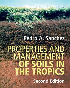 Properties and Management of Soils in the Tropics PDF
