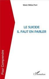 Le suicide il faut en parler