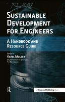 Sustainable Development for Engineers PDF