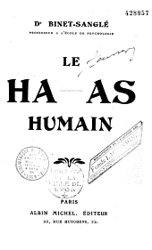 Le Haras humain