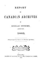 Annual Report - Public Archives of Canada