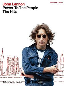 John Lennon   Power to the People  The Hits  Songbook  PDF