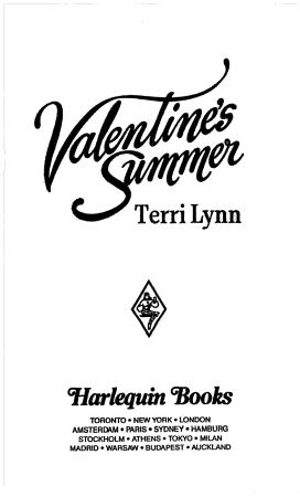 Valentine s Summer PDF