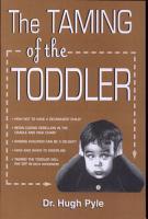 Taming of the Toddler PDF