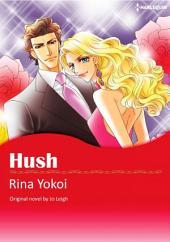 HUSH: Harlequin Comics