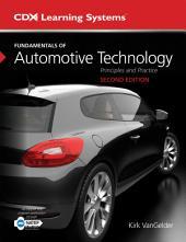 Fundamentals of Automotive Technology: Edition 2