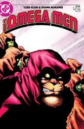 The Omega Men (1983-) #29