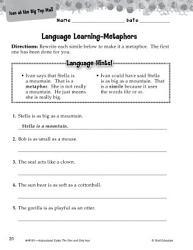 The One And Only Ivan Language Learning Activities Book PDF
