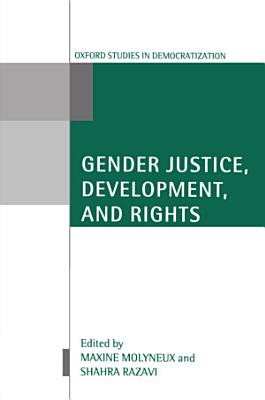 Gender Justice  Development  and Rights