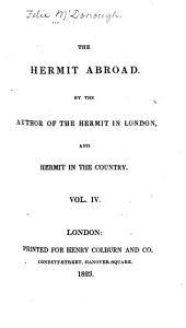 The Hermit Abroad: Volume 4