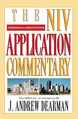 Jeremiah  Lamentations PDF