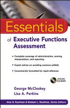 Essentials of Executive Functions Assessment PDF