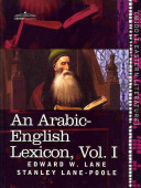 An Arabic English Lexicon PDF