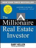 The Millionaire Real Estate Investor Book