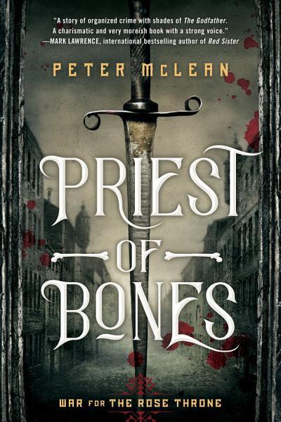 Download Priest of Bones Book