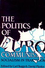 Politics of Eurocommunism