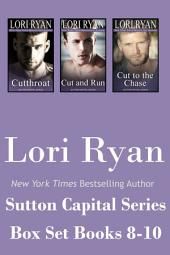 Sutton Capital Series Box Set: Books 8-10