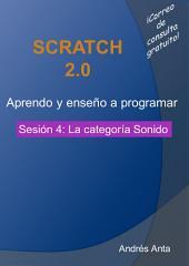 Aprendo y enseño a programar en Scratch: Sesión 4: La categoría sonido
