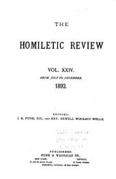 The Homiletic Review: Volume 24