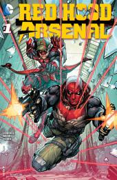 Red Hood/Arsenal (2015-) #1