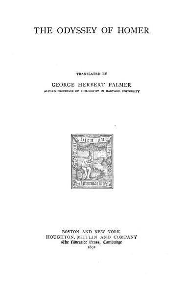 Download Odyssey Book