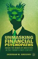 Unmasking Financial Psychopaths PDF