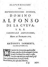 Antonii Sanderi ... Elogia cardinalium, sanctitate, doctrina, et armis illustrium ...