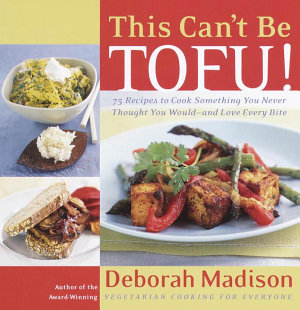This Can t Be Tofu  Book