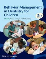 Behavior Management in Dentistry for Children PDF