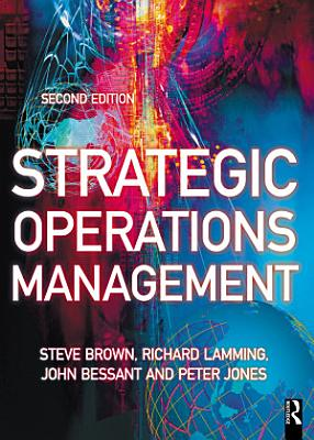 Strategic Operations Management PDF