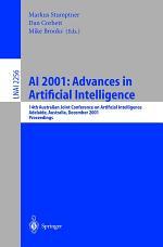 AI 2001: Advances in Artificial Intelligence
