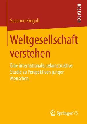 Weltgesellschaft verstehen PDF