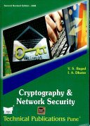 Cryptography And Network Security Book PDF
