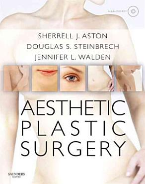 Aesthetic Plastic Surgery with DVD PDF