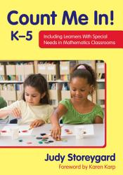 Count Me In K 5 Book PDF