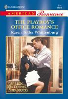 The Playboy s Office Romance  Mills   Boon American Romance  PDF
