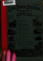 Live Stock Journal Annual PDF