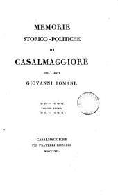 Storia di Casalmaggiore: Volumi 3-4