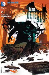 Detective Comics (2012-) #34