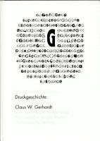 Studien und Essays zur Druckgeschichte PDF