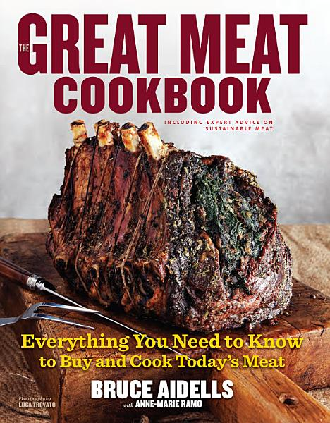 Download The Great Meat Cookbook Book